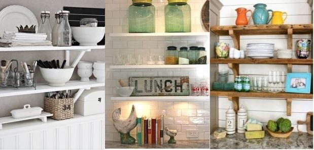 pinterest shelf styling ideas